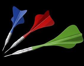 3D Darts arrows
