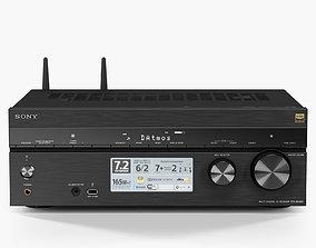 3D asset Sony STR-DN1080 network AV receiver