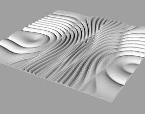 Relief SB OKT57 for CNC 3D print model