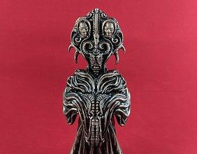 3D printable model Priest magic