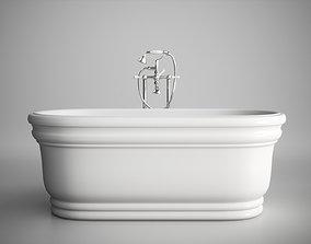 RVB 1935 Limoges Bath Shower Mixer 3D model