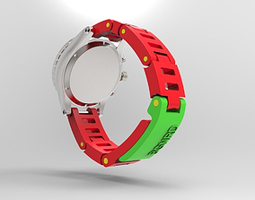 3D model The Watch Strap
