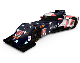 Panoz Deltawing DWC13 3D model