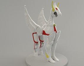 Sieya Pegasus Cloth - Saint Seiya - 3D
