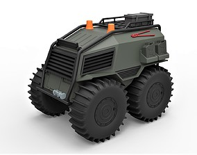 Diecast model SHERP Ultimate survival machine Scale 1 to