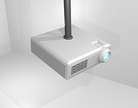 technology Projector 3D