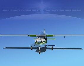 3D Cessna C-177RG Cardinal V14