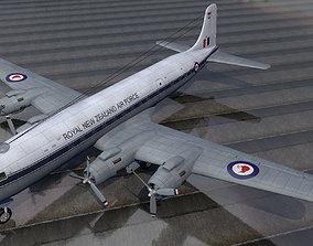 Douglas DC-6 - C-118 3D