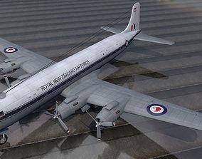 3D Douglas DC-6