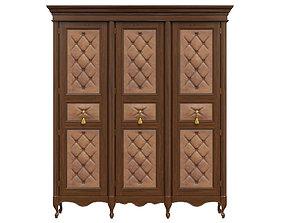 classic cabinet 04 08 3D model