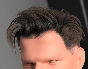 3D Xgen Grooming for Jordan project with all files