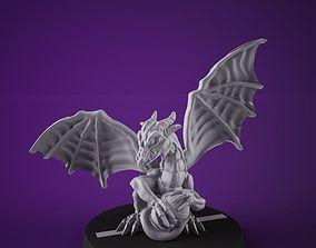 3D printable model Mascotte Dragon