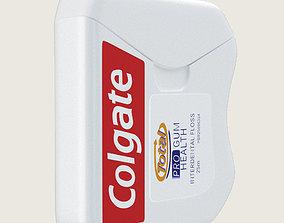 Colgate Dental Floss 3D model