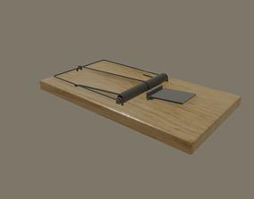 Mousetrap 3D model