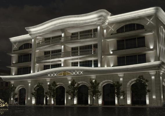 Classic Building