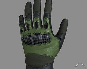 VX600 Gloves 3D model