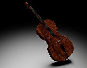 trumpet Cello 3D