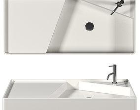 Antonio Lupi Simplo Sink 3D