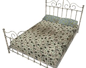 Bedcloth 80 3D asset