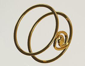 ring goldenratio 3D model