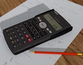 Casio Style Calculator Model