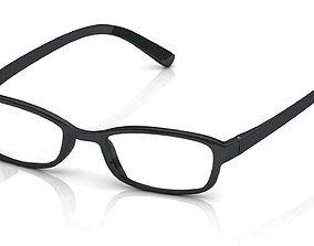 optic Eyeglasses for Men and Women 3D print model