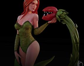 Poison ivy - 3D Print Model