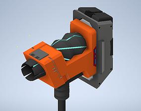 Mecha Zero Sion Skin Hammer 3D Printing Pack 3dmodel