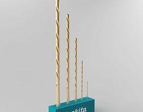 Drills 02 3D model