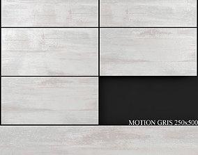 3D model Keros Motion Gris 250x500