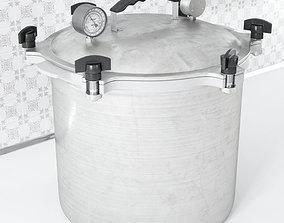 cooker 24 am143 3D