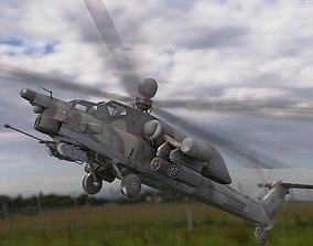 Havoc Mi-28 3D asset