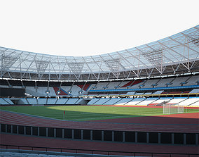 3D London Stadium