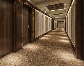 Corridor 3D model realtime