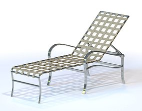 3D Tropitone by Casual Living Palladian Strap Chaise