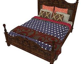 Bedcloth 68 3D model
