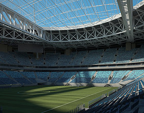Krestovsky Stadium 3D