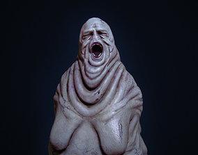 Fat slave Horror Monster 3D model