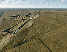 airport Belen Regional Airport 3D