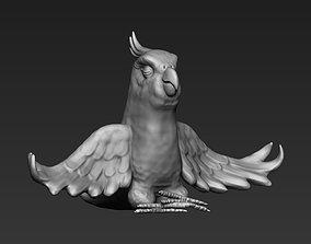 3D printable model Zen Cockatoo