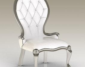 Sevesedie Poltrona Diva chair 3D model