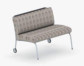 1277 - Office Chair 3D model