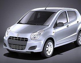 3D Suzuki Alto GL 2009-2015 VRAY