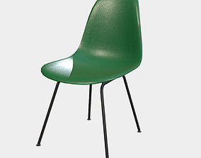 3D model Low Poly PBR Plastic Chair