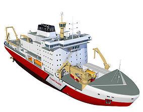 Icebreaker icebreaker 3D