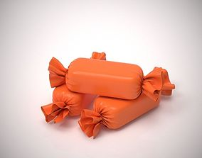 3D model Candy wrapper v 3