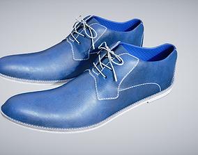 Shoes 3D asset low-poly