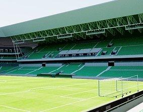 3D asset Stade Geoffroy-Guichard - Saint Etienne