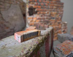 3D model Debris Photogrammetry Pack