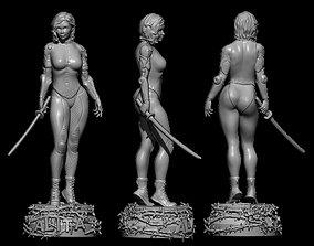 3D printable model ALITA